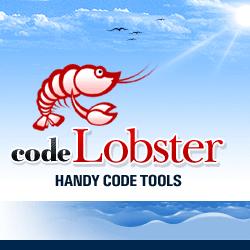 CodeLobster - Boxshot