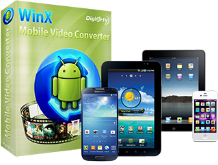 WinX HD Video Converter Deluxe - Boxshot