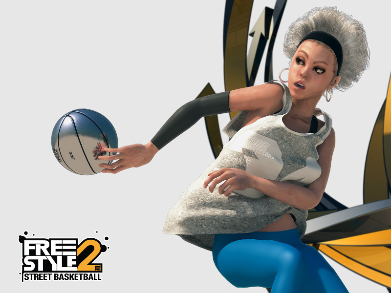 Screenshot af Freestyle2 Street Basketball