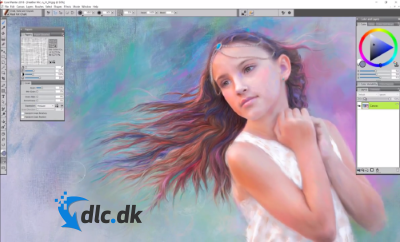 Screenshot af Painter