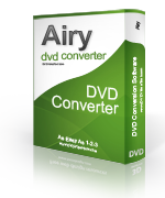 Airy DVD Converter - Boxshot