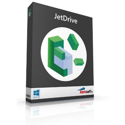JetDrive - Boxshot