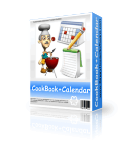 Cookbook + Calendar