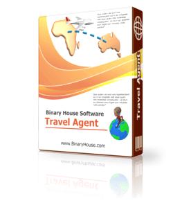 Travel Agent - Boxshot