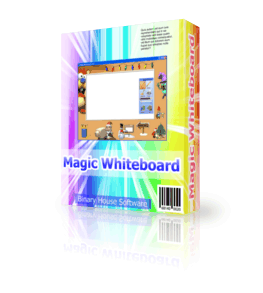 Magic Whiteboard - Boxshot