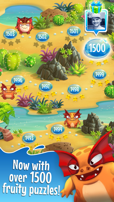 Screenshot af Nibblers