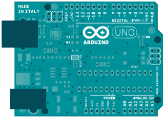 Screenshot af Arduino IDE