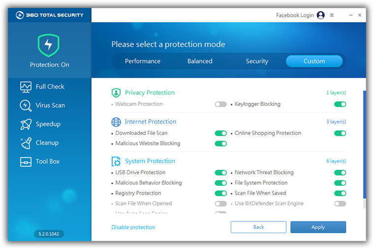 360 security para pc download