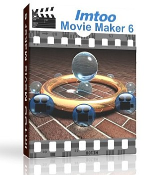 ImTOO Movie Maker til Mac - Boxshot