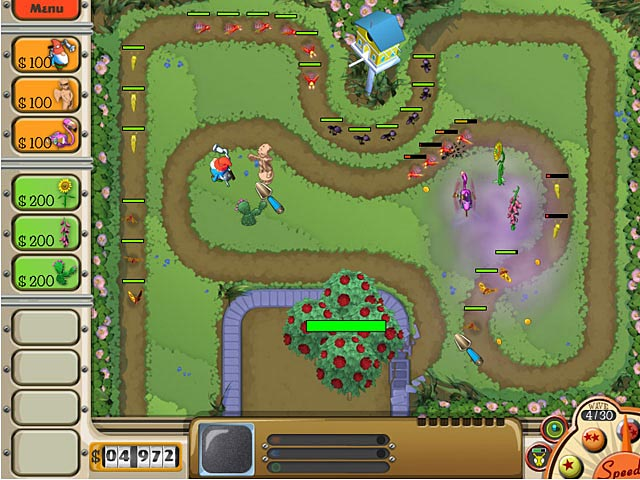 Screenshot af Garden Defense