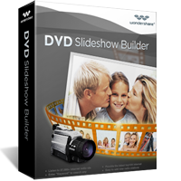 Wondershare DVD Slideshow Builder - Boxshot