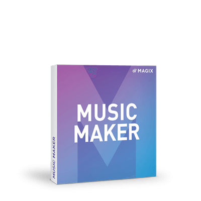 Magix Music Maker - Boxshot