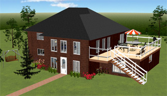 Beau Screenshot Af DreamPlan Home Design Software