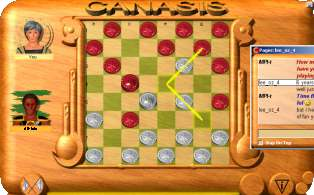 Screenshot af Canasis Games