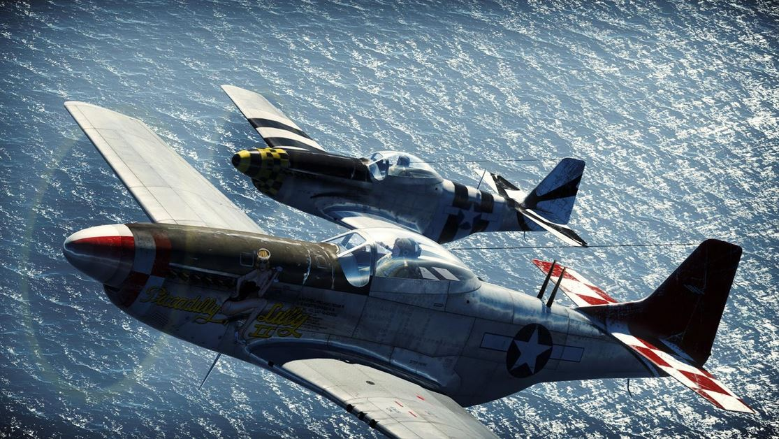 Screenshot af War Thunder