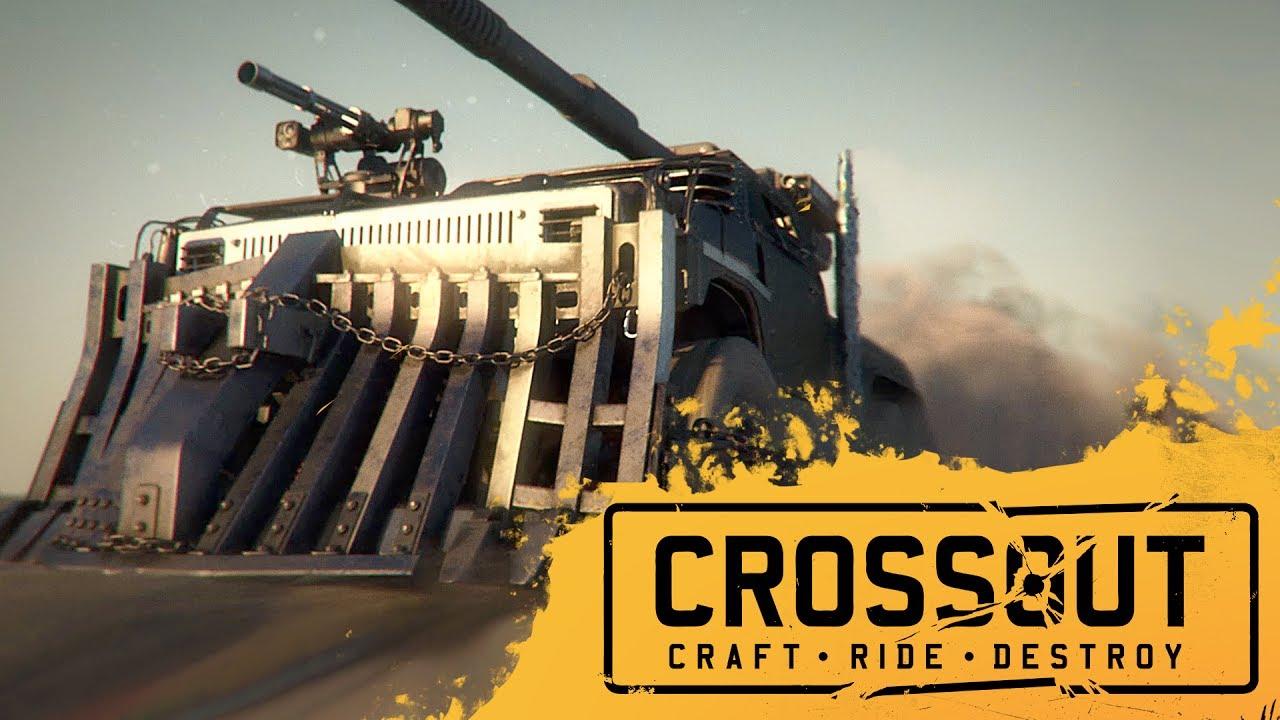 Screenshot af Crossout
