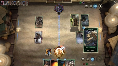 Screenshot af The Elder Scrolls: Legends