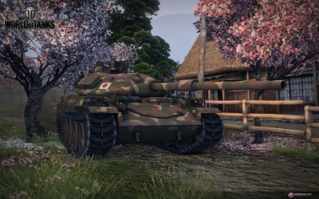 Screenshot af World of Tanks