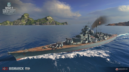 Screenshot af World of Warships
