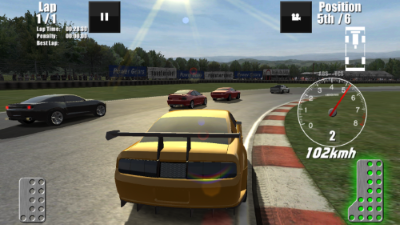 Screenshot af Driving Speed Pro