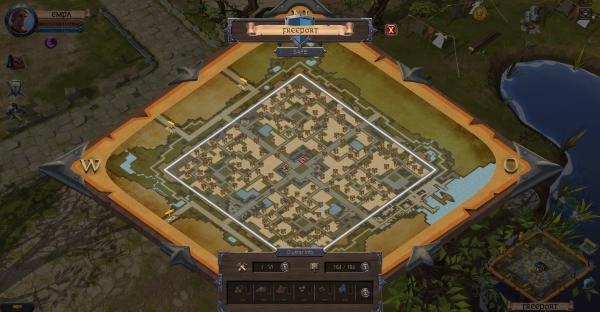 Screenshot af Albion Online