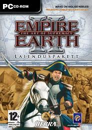 Empire Earth II - Boxshot