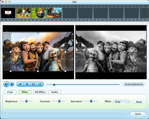 Screenshot af FirecoreSoft Mac Video Converter