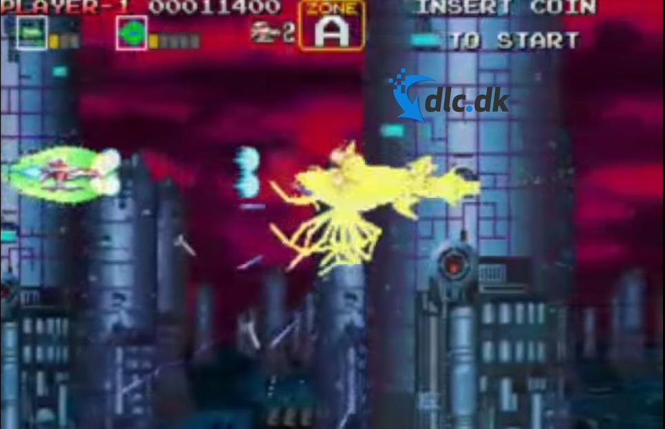 Screenshot af MAME