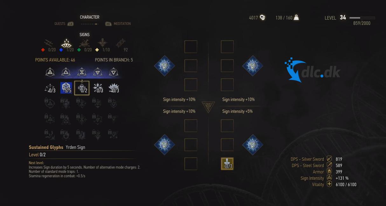 Screenshot af The Witcher 3: Wild Hunt