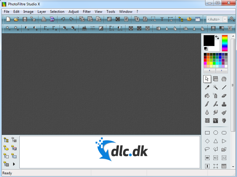 Download PhotoFiltre Studio (Dansk) gratis her - DLC.dk