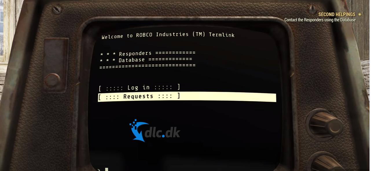 Screenshot af Fallout 76
