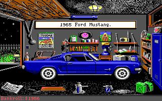 Screenshot af Street Rod