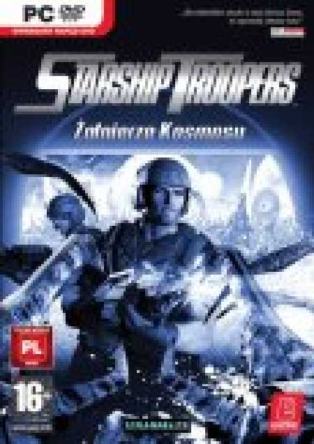 Starship Troopers - Boxshot