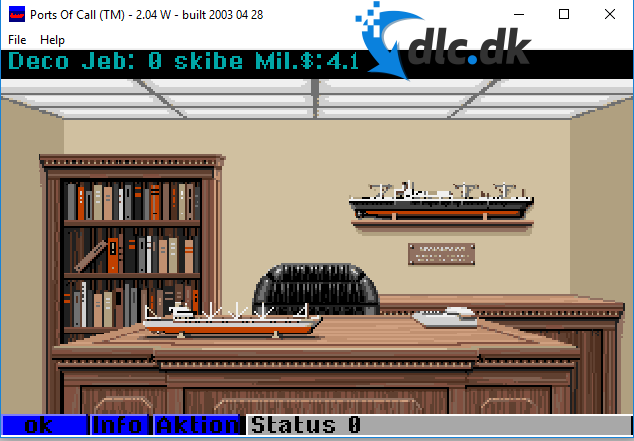Screenshot af Ports of Call