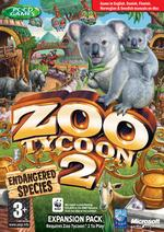 Zoo Tycoon 2: Endangered Species - Boxshot