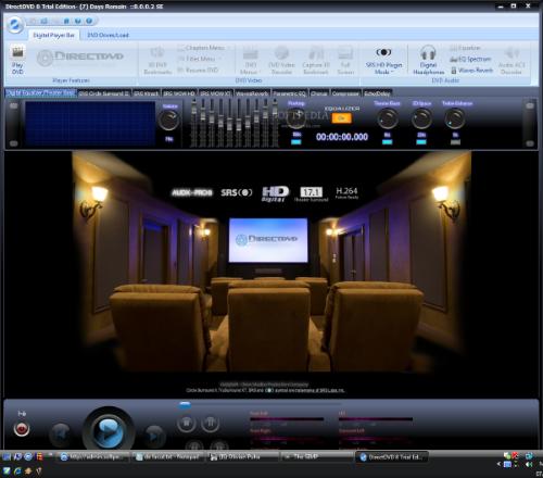 Screenshot af DirectDVD