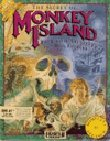 Monkey Island 1: The Secret of Monkey Island - Boxshot