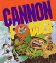 Cannon Fodder - Boxshot