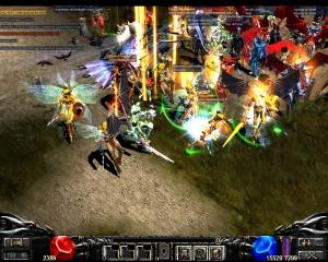 Screenshot af Global MU Online 1