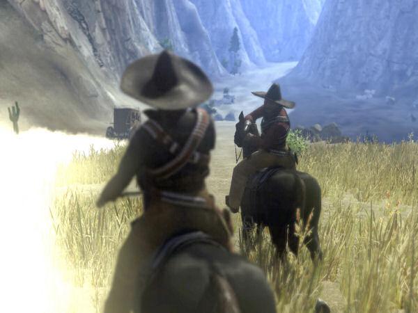 Screenshot af Call of Juarez