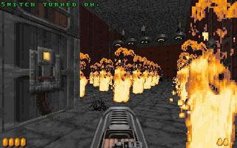 Screenshot af Rise of the Triad: Dark War