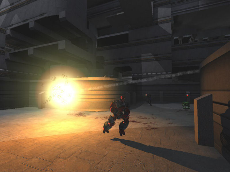 Screenshot af Nexuiz