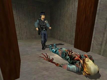 Screenshot af Half-Life