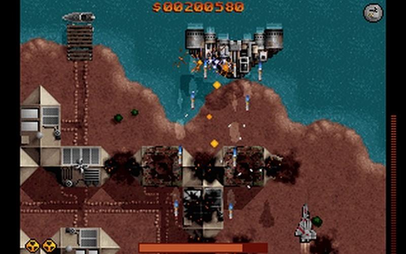 Screenshot af Raptor: Call of the Shadows
