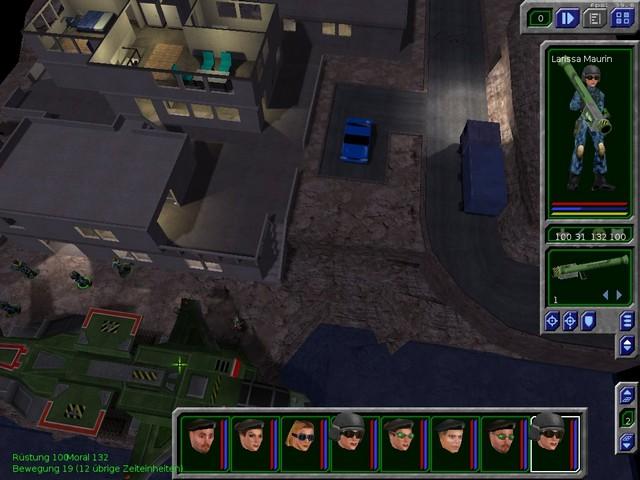 Screenshot af UFO: Alien Invasion