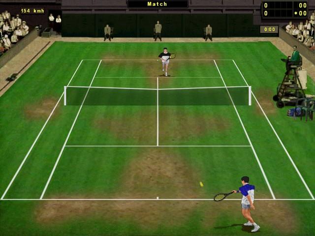 Screenshot af Tennis Elbow