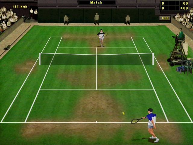 Screenshot af Tennis Elbow