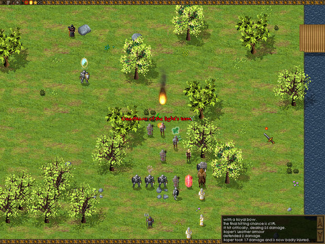 Screenshot af Battles of Norghan