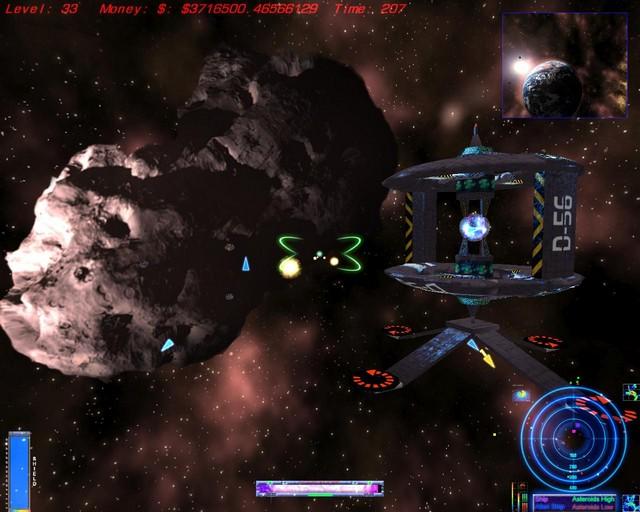 Screenshot af Acamar Rising
