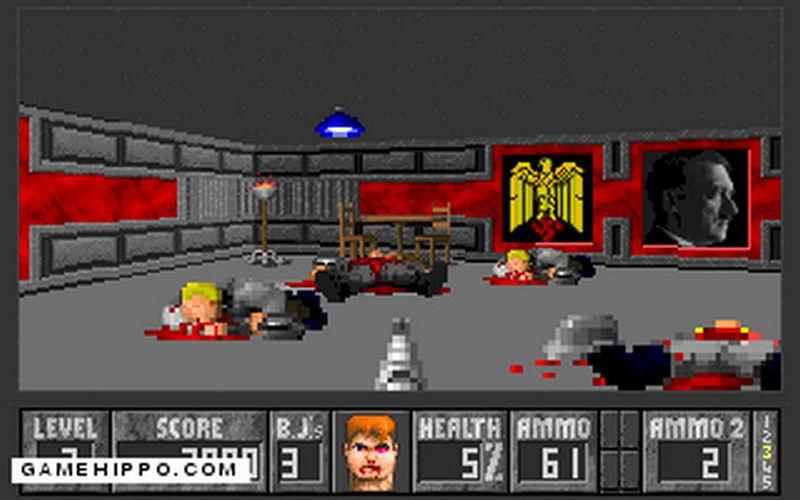 Screenshot af Spear Resurrection